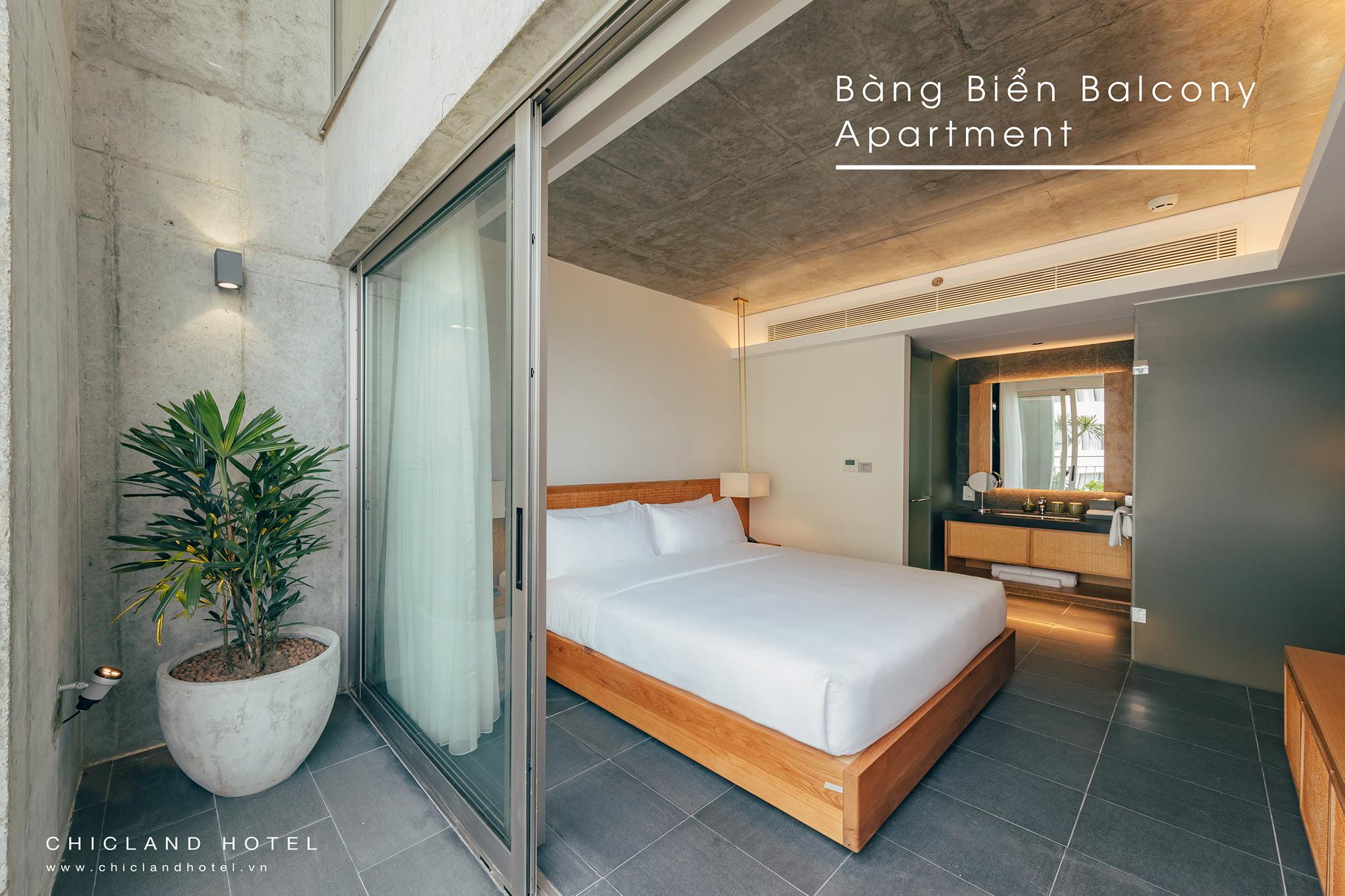 Phòng Bàng Biển Balcony