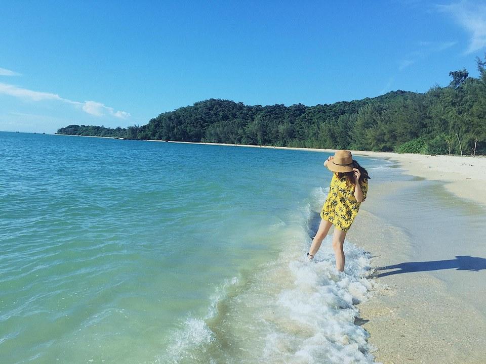 Những bãi biển đẹp của Đà Nẵng