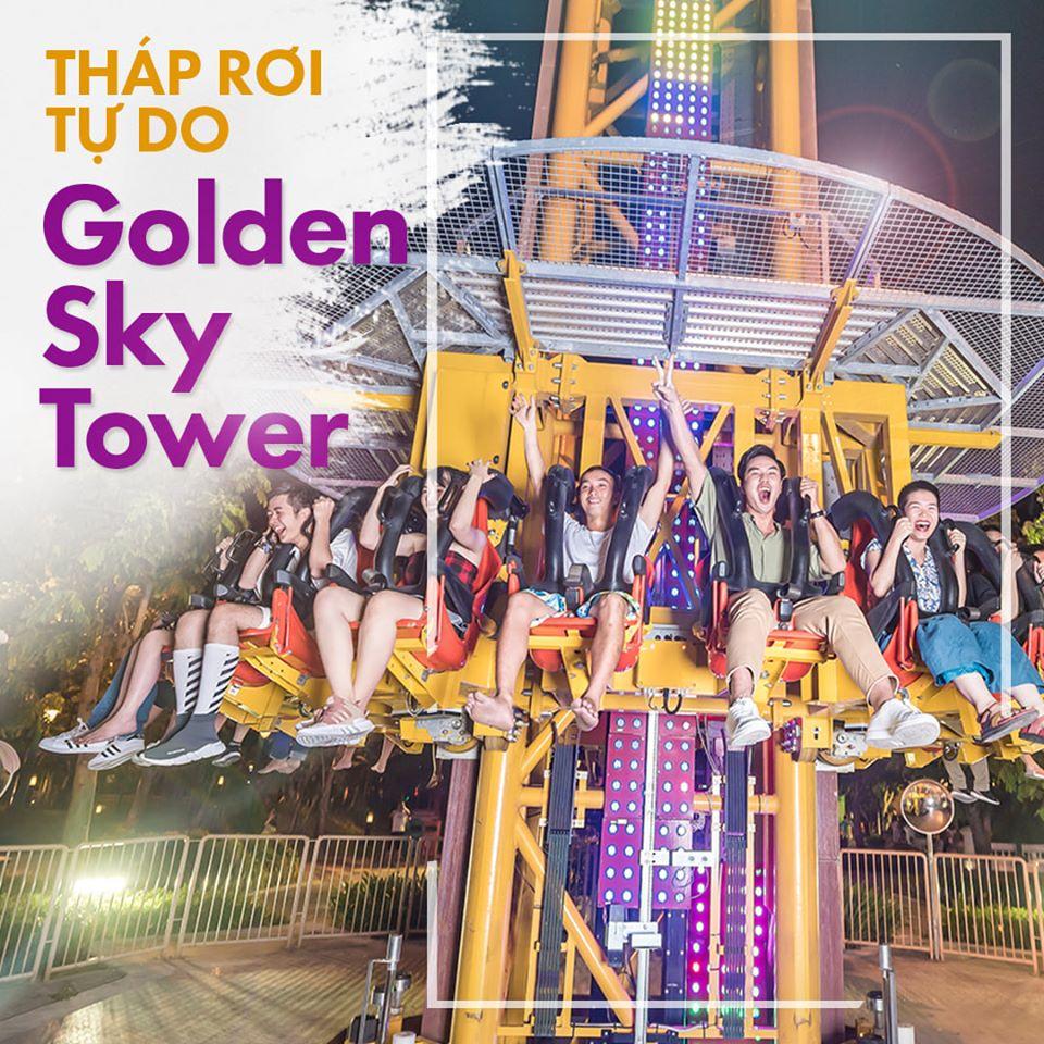 Golden Sky Tower – Nỗi ám ảnh từ độ cao 47m