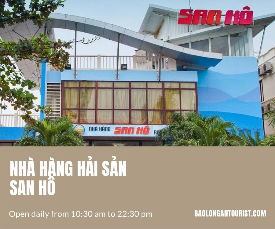 Nhà hàng hải sản San Hô Đà Nẵng
