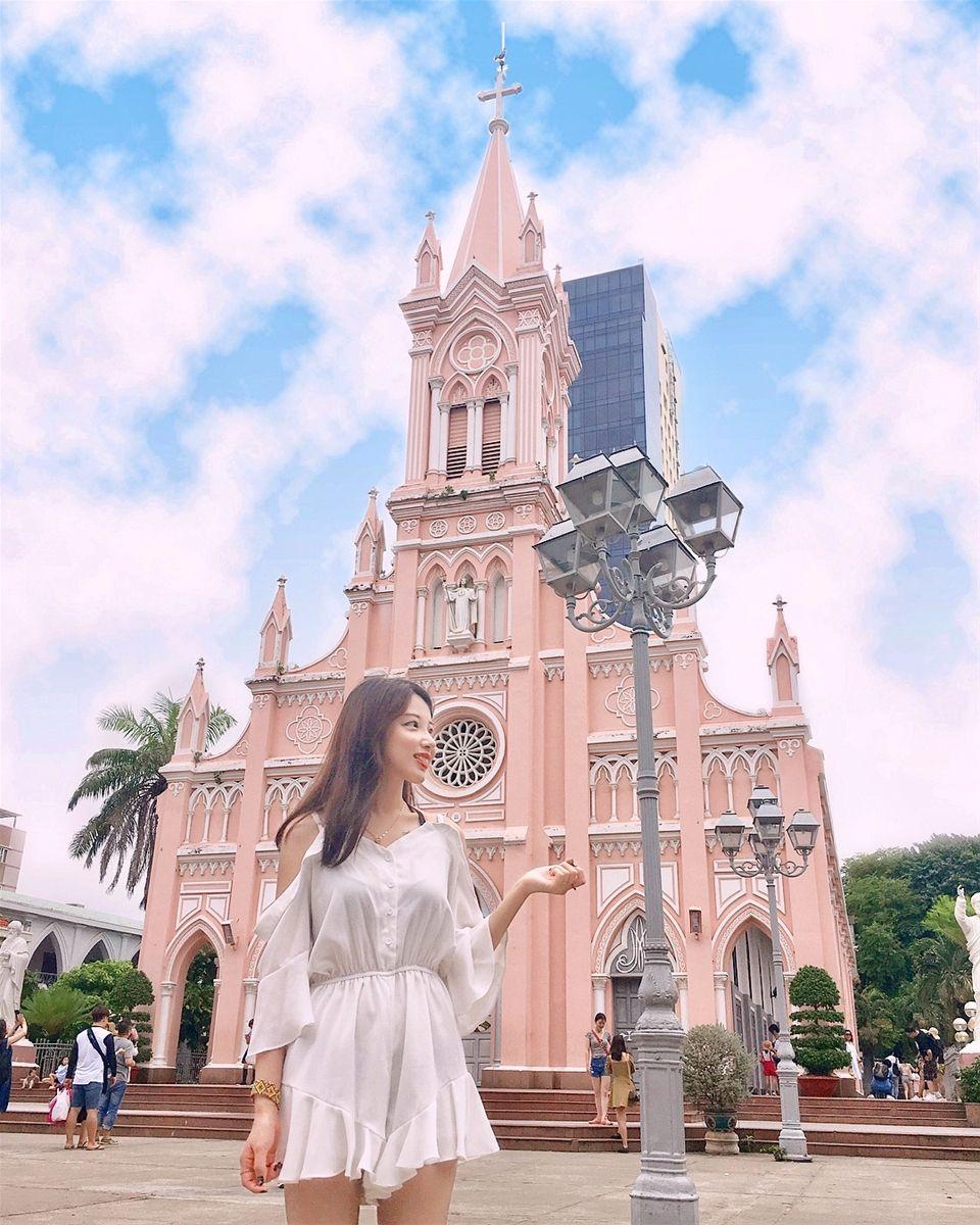 Giới thiệu nhà thờ Giáo Xứ Chính Tòa ở Đà Nẵng