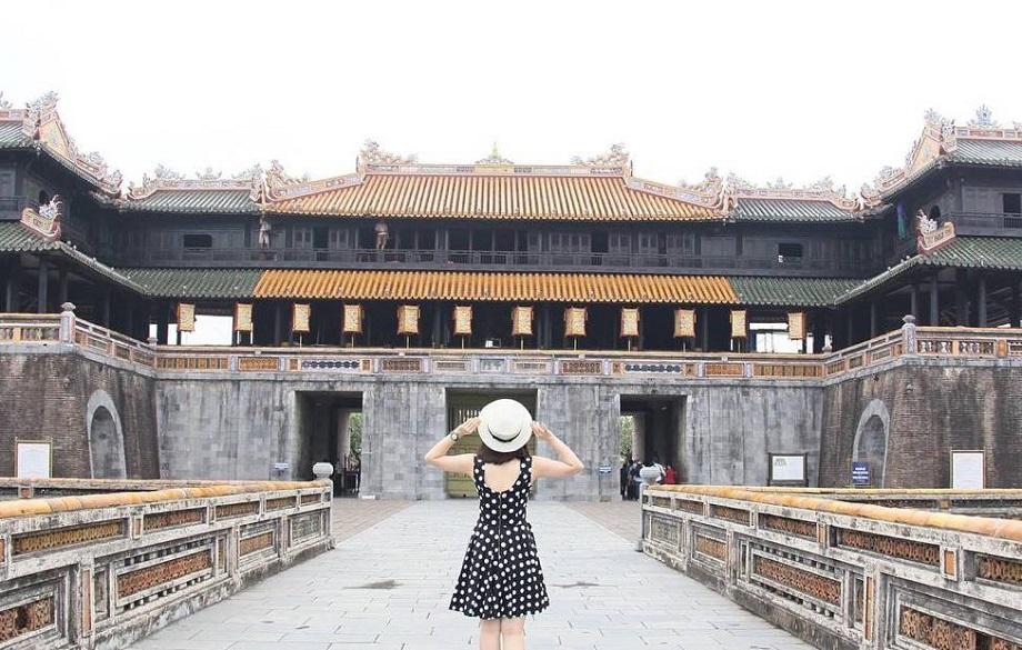 Đại Nội Kinh Thành Huế – địa điểm du lịch lý tưởng không thể bỏ qua