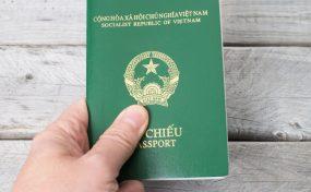 hộ chiếu việt nam