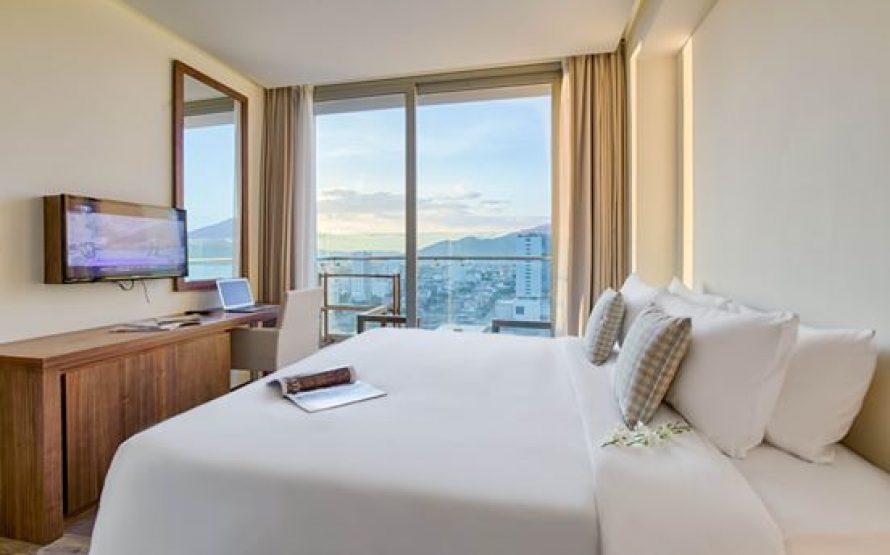 Phòng ngủ tại khách sạn A La Carte